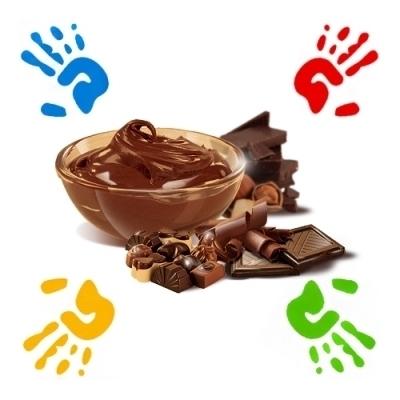 Шоколадный мастер класс